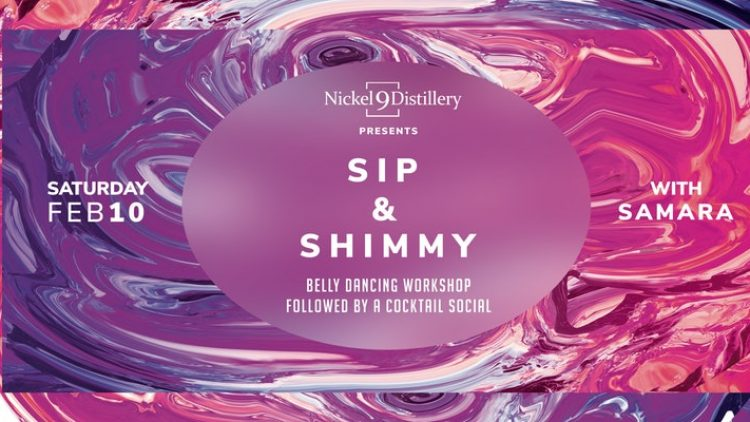 Sip & Shimmy with Samara
