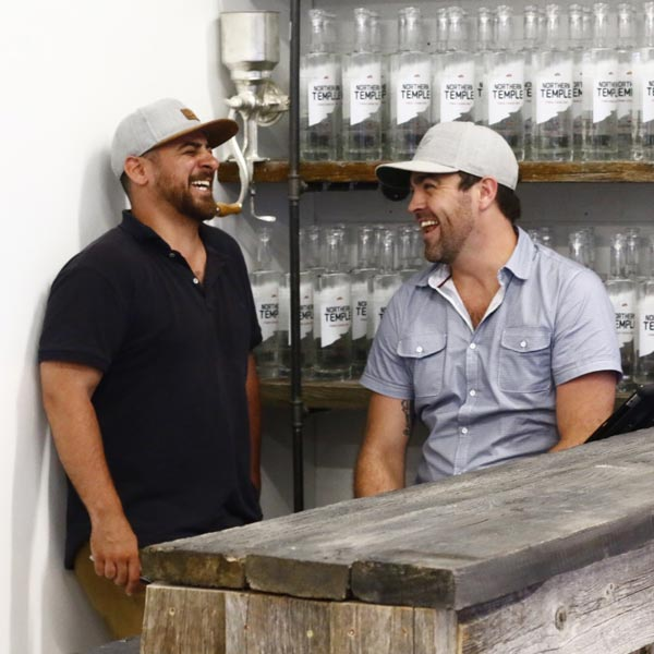 Chris and Harris, Nickel 9 Distillery
