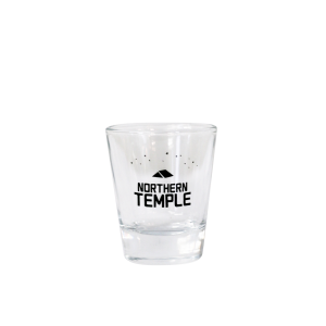 Northern Temple Shot Glass
