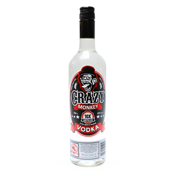 Crazy Monkey Vodka