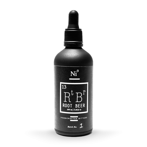 Nickel 9 Root Beer Bitters